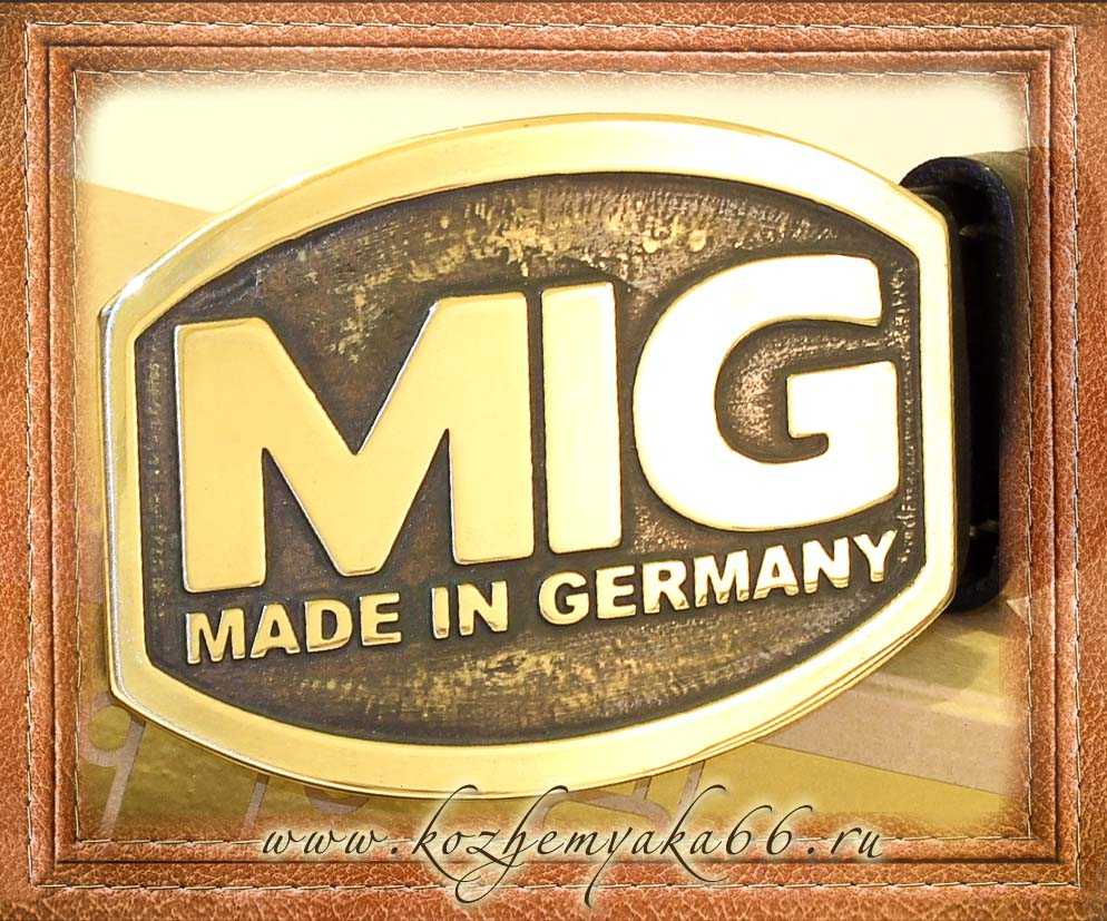 ремень - MIG 2