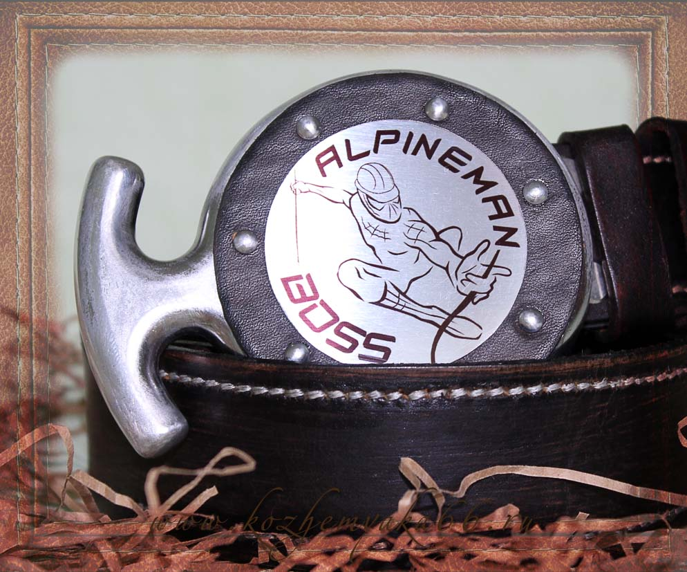 ремень - Alpineman 1