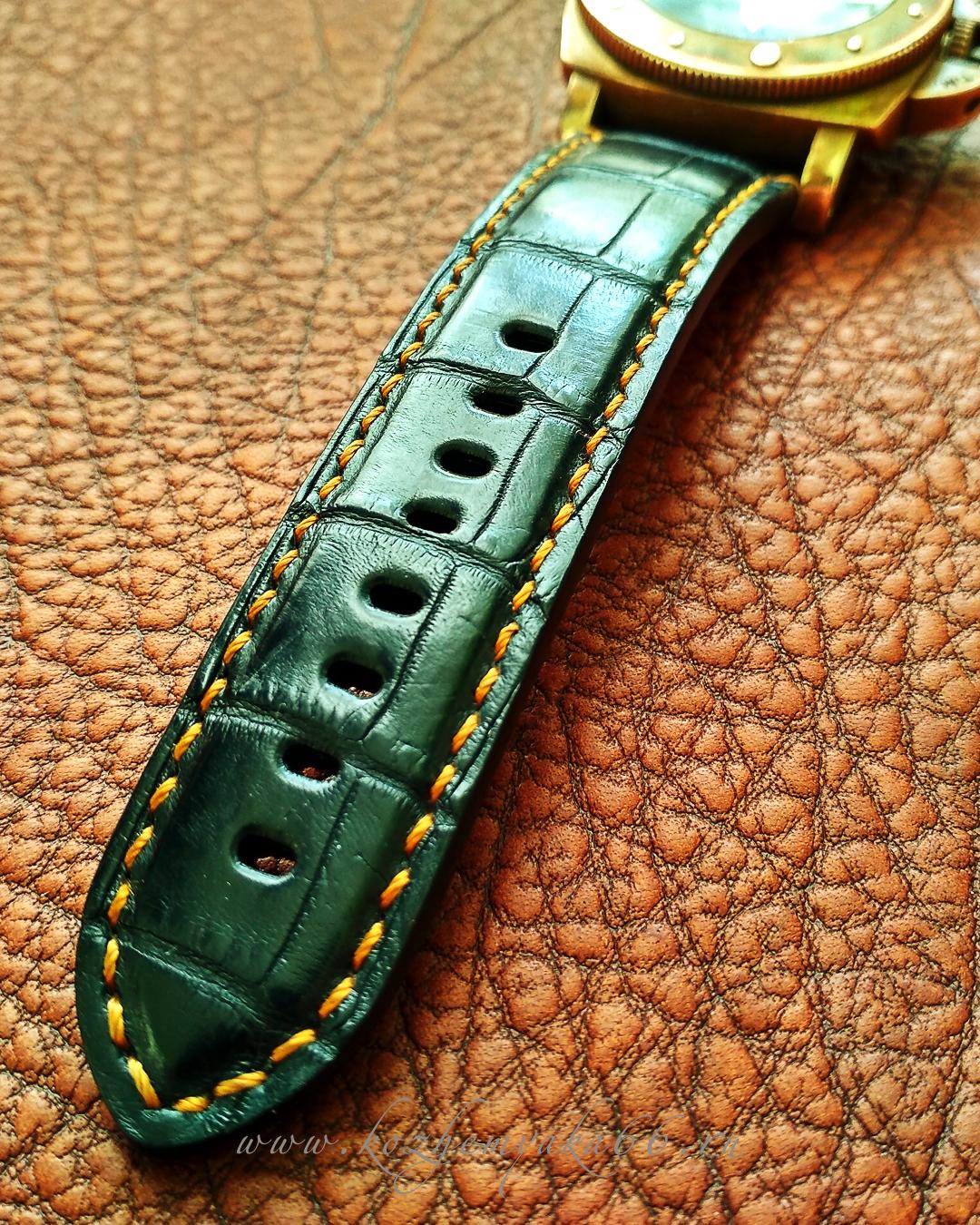 Ремешок для часов - Krok Pan 12