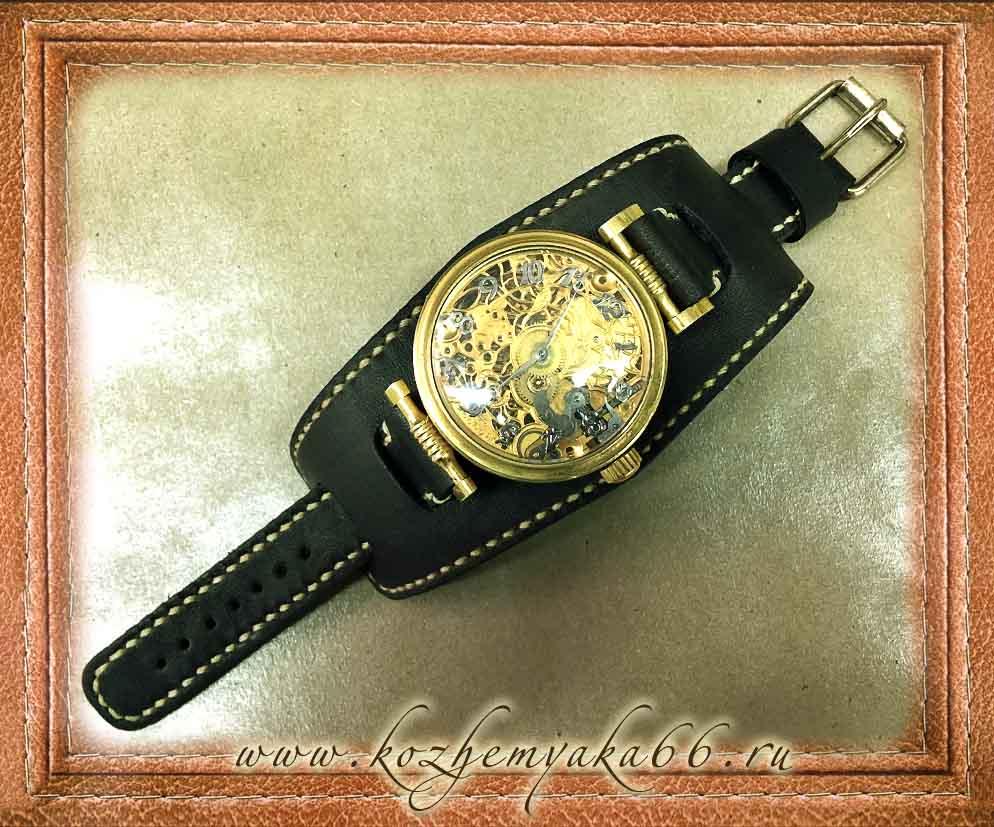 Ремешок для часов - Omega 1907 01