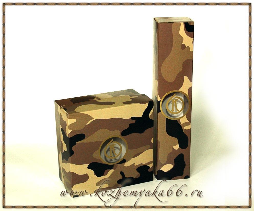 Упаковка  - Камуфляж 1